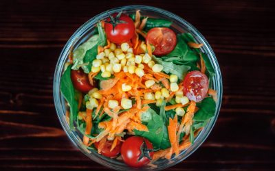 Top Ten Healthy Foods