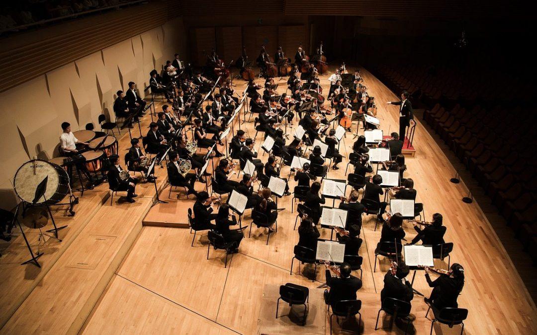 Top Ten Orchestral Masterpieces