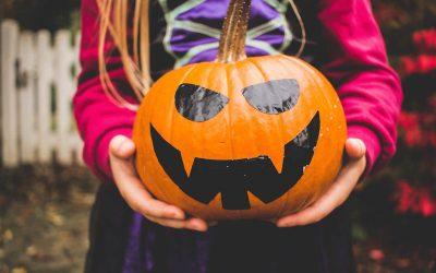 13 Halloween Ideas to Reduce Sugar & Increase Fun!