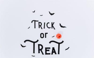The Tricks of Halloween Treats